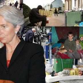 Κατακραυγή για την έκθεση του ΔΝΤ – Υποτίμησαν τις συνέπειες της λιτότητας καταδικάζοντας τον ελληνικό λαό στηφτώχεια