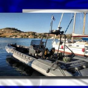 NEMESIS: ΑΤΤΙΚΗ-ΛΙΒΥΗ ΣΕ 21 ΩΡΕΣ! Ένα ελληνικής σχεδίασης και κατασκευής σκάφος ειδικών επιχειρήσεων πετυχαίνει σπάνιορεκόρ