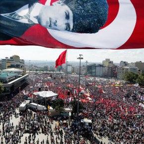 Η αδύναμη τουρκική δημοκρατία: η πλατεία Ταξίμ και η τραγωδία τηςισχύος