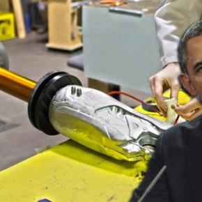 Σχέδιο δολοφονίας του Ομπάμα με όπλο ακτίνωνΧ!