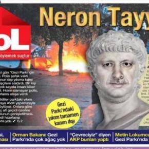 Τουρκικός Τύπος: «Tαγίπ οΝέρωνας»