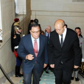 Τι συζήτησε για τις φρεγάτες Fremm ο Παναγιωτόπουλος στοΠαρίσι