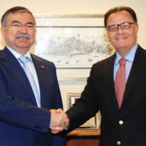 Παναγιωτόπουλος προς Τούρκο υπουργό Άμυνας: «Δεν βοηθάτε με τη συμπεριφορά σας στοΑιγαίο»