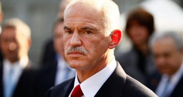 Obama Hosts Greek Prime Minister Papandreou At The White House