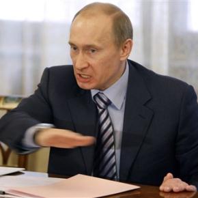ΕΝΩΠΙΟΝ ΤΟΥ Ν.ΚΑΜΕΡΟΝ Σφοδρή επίθεση Β.Πούτιν κατά ΗΠΑ-ΕΕ για Συρία: «Θα δώσετε όπλα σεανθρωποφάγους;»