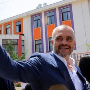 Αλβανία: Προβάδισμα στον Ράμα με 58% έναντι 42% του Μπερίσα δίνουν τα πρώτα επίσημααποτελέσματα