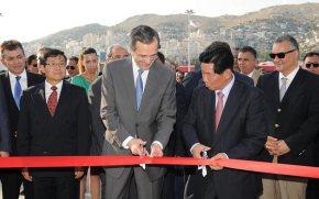 Πρόσκληση Σαμαρά στους Κινέζους να επενδύσουν και σε νέους τομείς (βλ.ΤΡΑΙΝΟΣΕ)
