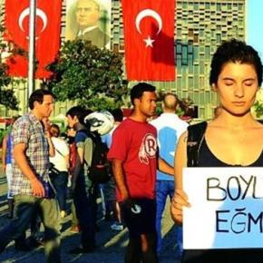 «Μη λυγίζετε» παροτρύνει στα τουρκικά το γερμανικό Der Spiegel τους διαδηλωτές κατά τουΕρντογάν