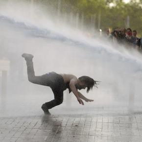 Πρωτοφανή επεισόδια στο κέντρο της τουριστικής Κωνσταντινούπολης – Επεισόδια και στηνΆγκυρα
