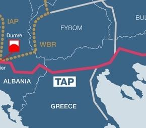 Τα πλεονεκτήματα που συνεπάγεται για την Ελλάδα ο αγωγόςΤΑΡ