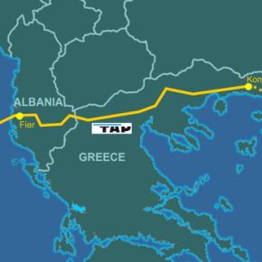 Υπογράφτηκε η Συμφωνία Φιλοξενούσας Χώρας για τον αγωγό TAP – Γ. Στουρνάρας: «Η Ελλάδα γίνεται ενεργειακόςκόμβος»