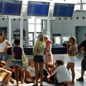 Αλματώδης αύξηση, 18,4%, τουριστών.Ηρθαν 222.000 περισσότεροι τουρίστες στη χώρα τονΜάιο