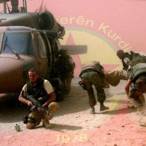Ο ΜΥΣΤΗΡΙΩΔΗΣ ΕΠΙΒΑΤΗΣ – Θρίλερ με ενέδρα του ΡΚΚ στο ελικόπτερο που επέβαινε το «δεξί χέρι» του Ρ.Τ.Ερντογάν