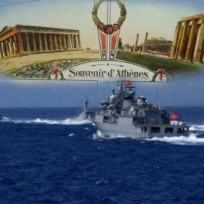 ΒΑΡΙΟΠΟΥΛΑ Νο2; Τουρκική «εξαγωγή» της κρίσης: Δύο πολεμικά τους ανοικτά της Αττικής – Οι ΕΔ σεεπιφυλακή