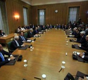 ΑΝΑΣΧΗΜΑΤΙΣΜΟΣ ΠΡΟ ΤΩΝ ΠΥΛΩΝ .Ποια ονόματα «παίζουν» για τη νέα κυβέρνηση ποιοι υπουργοίαλλάζουν
