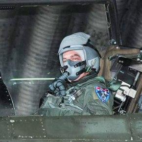 Ο Α/ΓΕΕΘΑ πιλότος – Με Α 7 πέταξε ο Κωσταράκος συνοδεία του Α/ΓΕΑ –Φωτογραφίες
