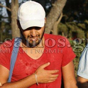 Αυτοί είναι οι δυο «μαϊμού» Σύροι, που πήγαν να κάψουν τη Σάμο! Τουρκικόςδάκτυλος;