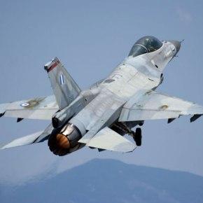 Πώληση ανταλλακτικών για τα ελληνικάF-16