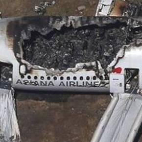 Η στιγμή της συντριβής του Boeing 777(βίντεο)
