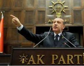 Τουρκία: Συνάντηση τουρκικών μυστικών υπηρεσιών με ΚούρδουςΣυρίας