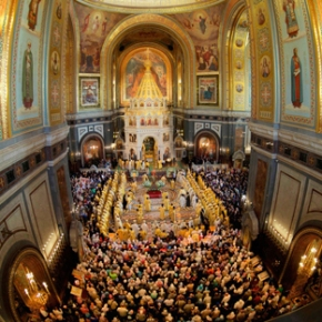 Λαμπροί εορτασμοί για τα 1025 χρόνια από τη Βάπτιση τηςΡωσίας
