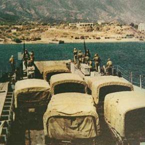 ΟΙ ΜΕΓΑΛΕΣ ΜΑΧΕΣ ΤΗΣ ΕΙΣΒΟΛΗΣ 1974: Στρατόπεδο ΕΛΔΥΚ και αεροδρόμιοΛευκωσίας