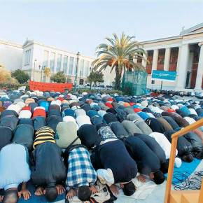 Καμιά εταιρεία δεν κατέθεσε προσφορά για το τζαμί! ΑΓΟΝΟΣ ΟΔΙΑΓΩΝΙΣΜΟΣ