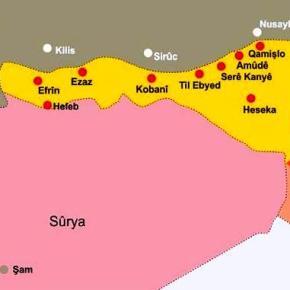 Σοβαρή εξέλιξη: Οι Κούρδοι της Συρίας κηρύσσουν την αυτονομίατους