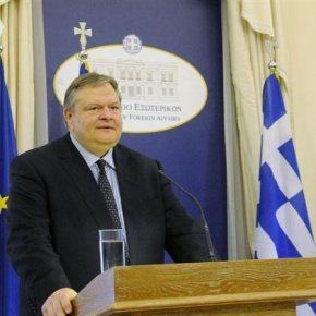 Βενιζέλος: Επίσημη επίσκεψη την Πέμπτη στην Κύπρο.Θα γίνει δεκτός από την πολιτική και πολιτειακήηγεσία