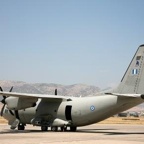 Σύντομα η εξεύρεση λύσης για ταC-27J;