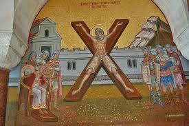 Στη Μόσχα ο Σταυρός του Αγίου Ανδρέα ΕΦΤΑΣΕ ΣΕ ΕΙΔΙΚΑ ΕΞΟΠΛΙΣΜΕΝΟΒΑΓΟΝΙ