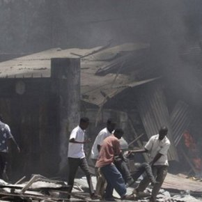 Σομαλία: Επίθεση καμικάζι στην τουρκική πρεσβεία ΤΟΥΛΑΧΙΣΤΟΝ ΔΥΟΝΕΚΡΟΙ
