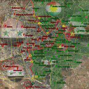 Συρία: «Μεγάλη επίθεση» ετοιμάζουν οι αντάρτες για να ελέγξουν το Χαλέπι, με τη στήριξη της ΣαουδικήςΑραβίας