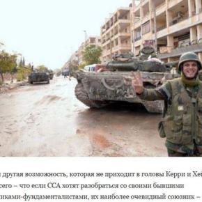 Συρία: Ενδεχόμενη Συμμαχία Άσαντ με Ελεύθερο Συριακό Στρατό εναντίον τωνΙσλαμιστών
