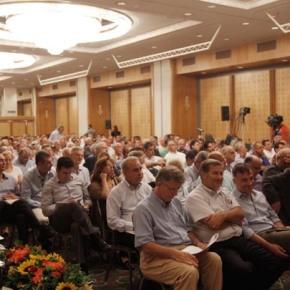 ΚΕΔΕ: Παραιτήθηκαν στη συντριπτική τους πλειονότητα οιδήμαρχοι