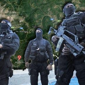 Νεκροί έπεσαν οι δύο Αλβανοί και σύλληψη άλλων δύο …διαφεύγει ο ένας ,αλλά ειναι μετρημένες οι ώρες του!