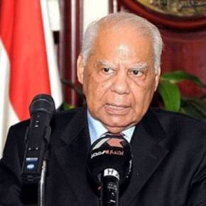 ΕΝ ΜΕΣΩ ΧΑΟΥΣ Διορίστηκε νέος πρωθυπουργός στην Αίγυπτο ΑΝΤΙΠΡΟΕΔΡΟΣ Ο ΕΛΜΠΑΡΑΝΤΕΪ
