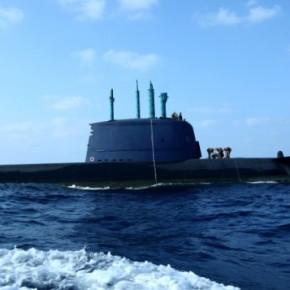Ισραηλινό υποβρύχιο κατέστρεψε ολοσχερώς αποθήκη με συριακούςπυραύλους