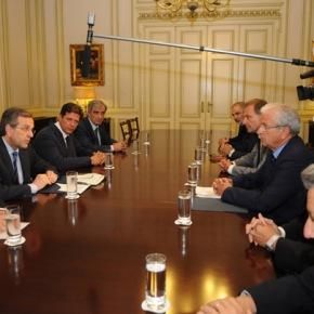 Συμφωνία του Αντ. Σαμαρά με τους εφοπλιστές για ενίσχυση του κρατικούπροϋπολογισμού