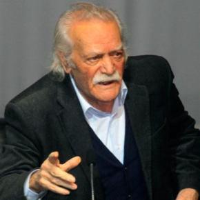 ΠΕΡΙΜΕΝΟΝΤΑΣ ΤΟΝ ΓΕΡΜΑΝΟ… Ανοιχτή επιστολή Μ.Γλέζου: «Ανιστόρητε κύριε Σόιμπλε, δεν επαιτούμε.Απαιτούμε»