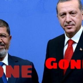 Η μοναξιά του Erdogan μετά την πτώσηMorsi