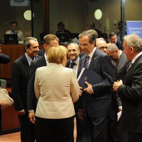 «Δεν υπάρχει χρηματοδοτικό κενό», λέει για την Ελλάδα η Κομισιόν.Εχει πλήρη χρηματοδότηση για το επόμενο 12μηνο,επισημαίνει