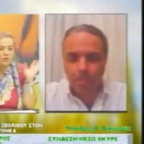Συνέντευξη του Ν.Λυγερού στις Επιλογές01/07/2013