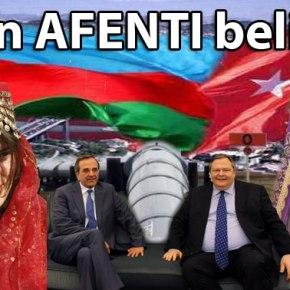 ΝΕΑ «ΜΕΓΑΛΗ ΕΠΙΤΥΧΙΑ» Εκτός από τα δωρεάν τέλη διέλευσης οι Αζέροι θα έχουν και δωρεάν συντήρηση τουΤΑP!