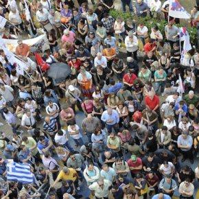 Απεργιακός «πυρετός» για το πολυνομοσχέδιο – Ολοκληρώθηκε τοσυλλαλητήριο