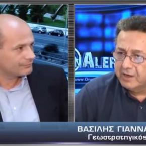 Οι «φλόγες της αραβικής άνοιξης» και η Ελλάδα – Ο Βασίλης Γιαννακόπουλος στοOnalert