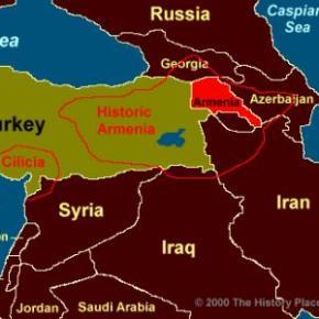 Ταραχή στην Άγκυρα από τις διεκδικήσεις τωνΑρμενίων…