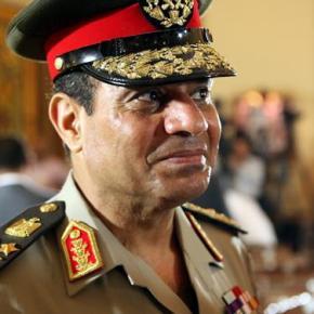Ο πρόεδρος του Συνταγματικού Δικαστηρίου νέος πρόεδρος της Αιγύπτου μετά την ανατροπή Μόρσι από τονστρατό