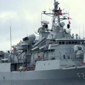 Τουρκική πυραυλάκατος ανέκοψε την πορεία ιταλικού πλοίου στην ΚυπριακήΑΟΖ