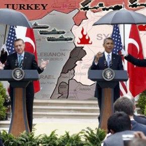 Το ύπουλο τουρκικό σχέδιο με στόχο Ελλάδα Συρία και αμερικανικήεμπλοκή